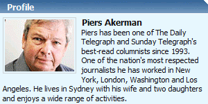 Profile - Piers Akerman