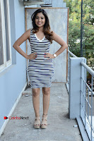 Actress Mi Rathod Spicy Stills in Short Dress at Fashion Designer So Ladies Tailor Press Meet .COM 0012.jpg