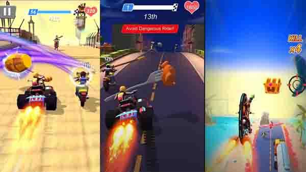 لعبة Racing Smash 3D رهيبة تعمل بدون انترنت تعرف عليها حالا