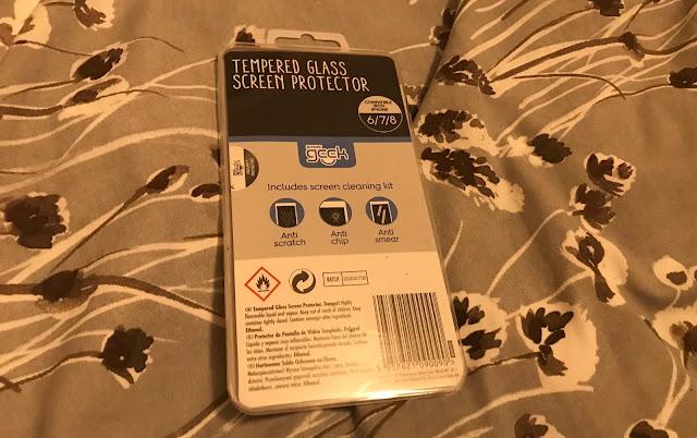 ポンドランド 携帯画面カバー