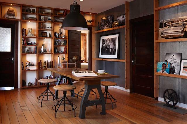 Desain Kafe Dan Butik Ala Amerika