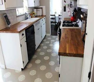 20 Model keramik lantai rumah minimalis terbaru