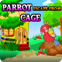 Play AvmGames Parrot Escape Fr…