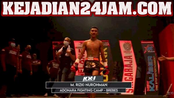 Atlet Kickboxing Muhammad Rizki Targetkan Ikut SEA Games 2021