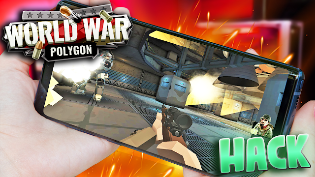 World War Polygon MOD Para Teléfonos Android (Apk)