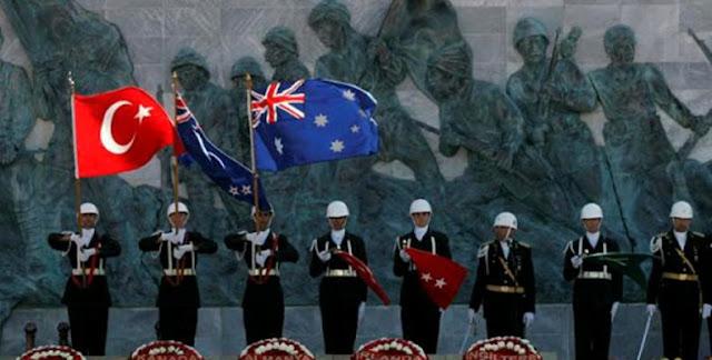 Και οι Αυστραλοί παίρνουν χαμπάρι τους Τούρκους…