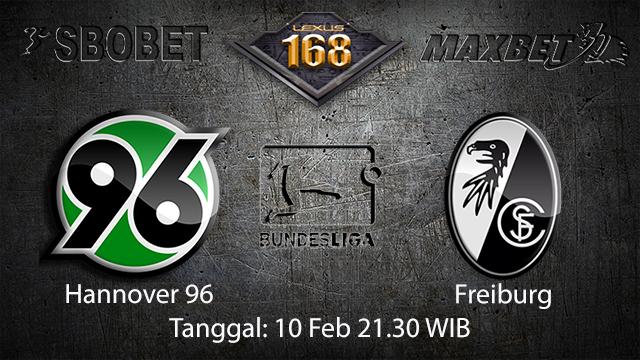 PREDIKSIBOLA - PREDIKSI TARUHAN BOLA HANNOVER VS FREIBURG 10 FEBRUARY 2018 (BUNDESLIGA)