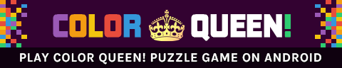 Color Queen Flood Puzzle