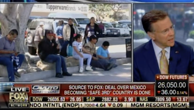 "Mexico Agrees to Asylum Change -- Mexico Agrees to Becoming ""Safe Third"" Country (VIDEO)"