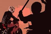 Begal Sadis Bacok Warga Desa Tuo Ilir Dengan Samurai