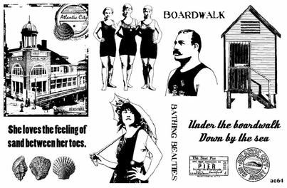 Tracy Evans: BOARDWALK