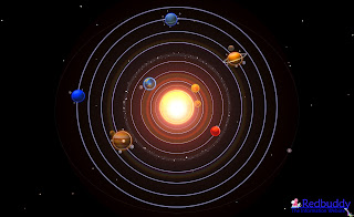 HD Images of Solar System #4