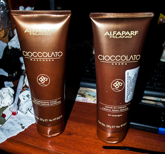 Reseña  Crema y Mascarilla Cioccolato de Alfaparf  ca2ed3350518