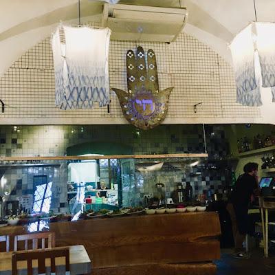 Restauracja Hamsa na Kazimierzu w Krakowie