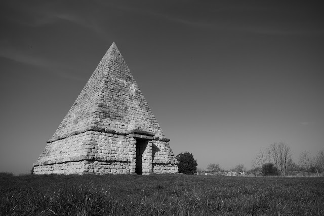 Doddington Hall Pyramid