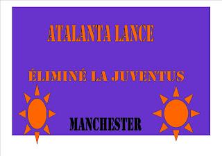 Atalanta lance une surprise retentissante éliminé la Juventus  copa itaia2019