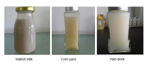high acyl gellan gum used in vegetable protein drinks