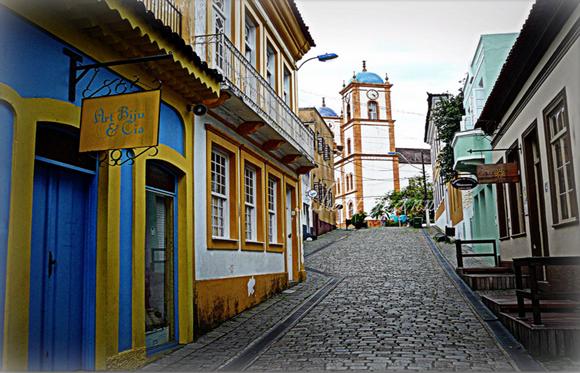 Casario, nas antigas cariocas