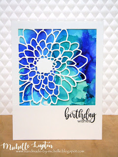http://handmade-by-michelle.blogspot.com.au/2018/01/blue-birthday-wishes.html