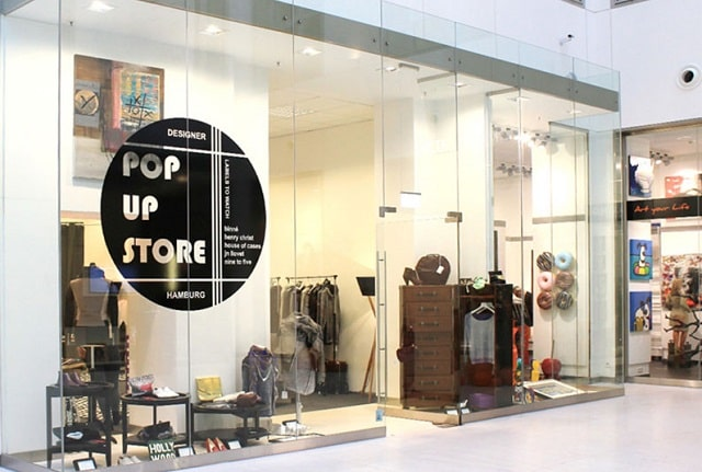 how to test new products pop-up stores temporary retail shops