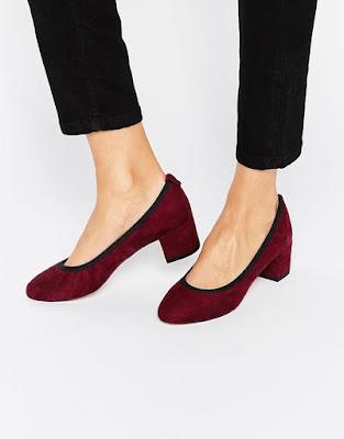 propuestas de Zapatos de Tacon Bajo