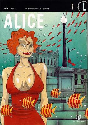 Alice, de Luís Louro