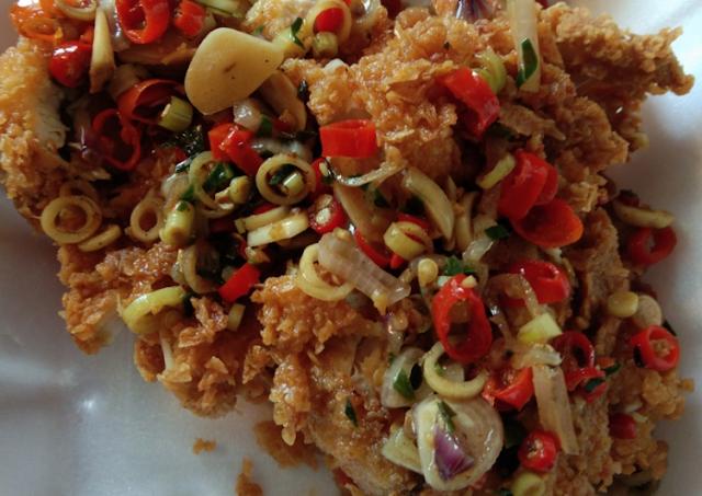 resep-ayam-geprek-sambal-matah