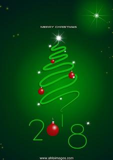 صور شجرة الكريسماس 2018