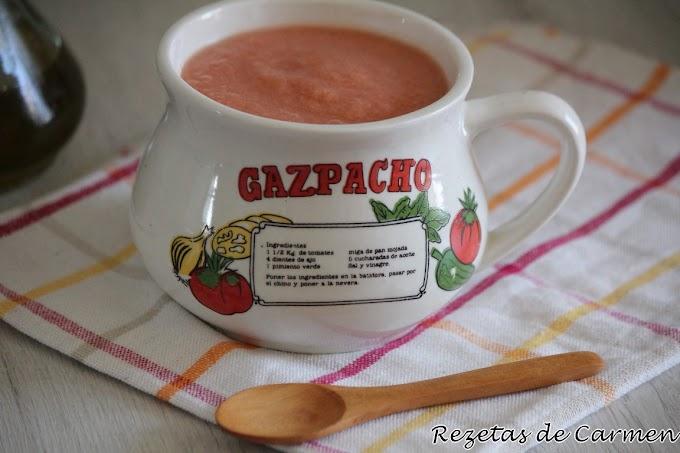 Recopilatorio de recetas de cremas, sopas y consomes