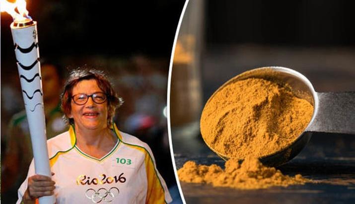 Ciência confirmada: Mulher cura seu câncer já avançado comendo açafrão todos os dias