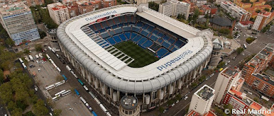 71 años de la inauguracion del Santiago Bernabéu