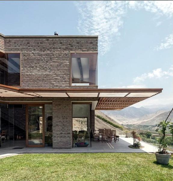 rumah minimalis canopy teras melayang tanpa kolom