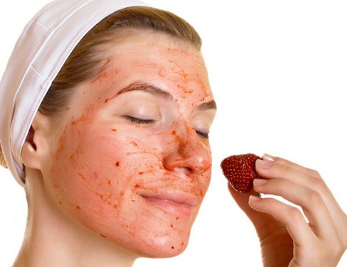 Manfaat Masker Strawberry Dan Cara Membuatnya