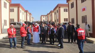 جمعية تركية تعلن عن بناء 252 وحدة سكنية للسوريين في إدلب
