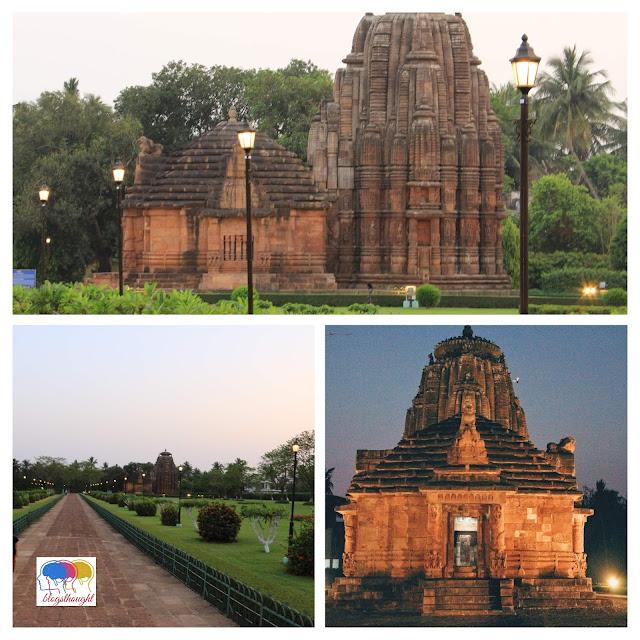 Rajarani temple, temple of love