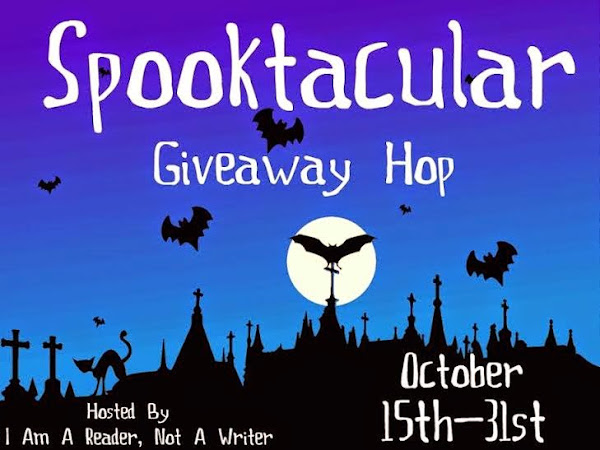 5th Annual Spooktacular Giveaway Hop