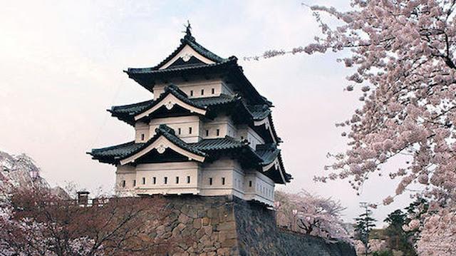 Los 10 castillos más bellos de Japón