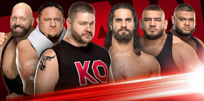 WWE RAW Results (1/13) - Lexington, KY