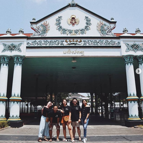 wisata edukasi Keraton Yogyakarta