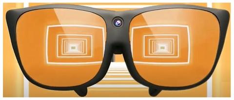 जियो ग्लास (Jio Glass) 3D Image