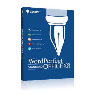 Corel WordPerfect Office X8 Full Version