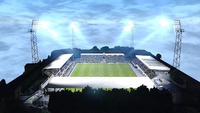 PES 2021 Stadium Kehrwegstadion