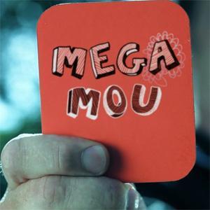 Αποτέλεσμα εικόνας για mega channel κοκκινη κάρτα