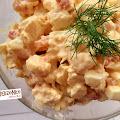 Salatka z kalafiorem  - tylko 3 składniki i sos