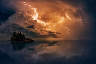 Thunderstorm - Photo by Johannes Plenio on Unsplash