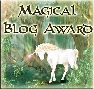 Awarded by Deirdra Eden-Coppol... I'M MAGICAL!!!