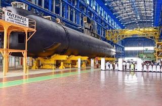 Overhaul Kapal Selam