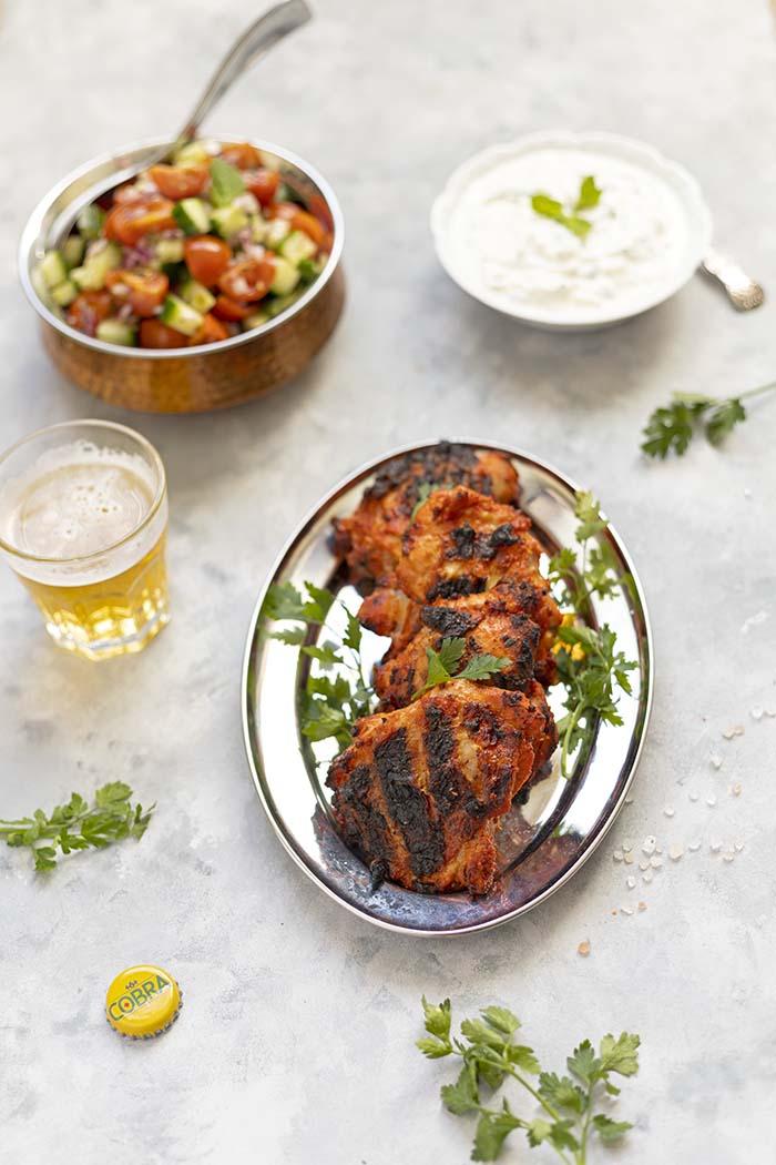 kuchnia indyjska kurczak tandoori