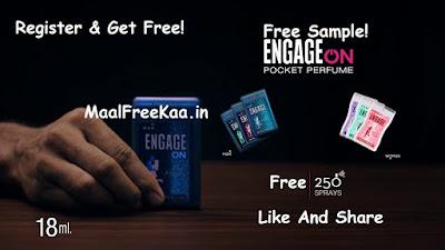 Free Axe Pocket Perfume