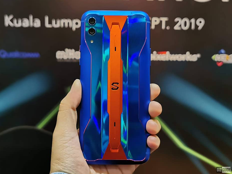 Black Shark gaming phone brand is coming to the Philippines!